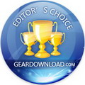 Editor's Choice on GearDownload.com